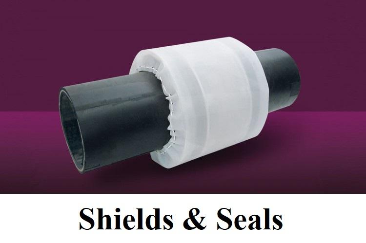 Posiflex Shields and Seals